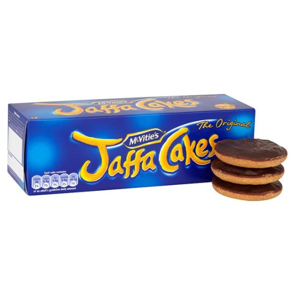 Jaffa Cakes 12 Pack