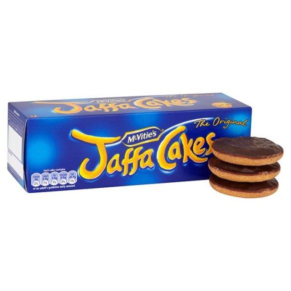 Jaffa Cakes 12 Pack