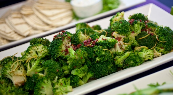 Picture of Broccoli with Red Chilli and Lime Dressing