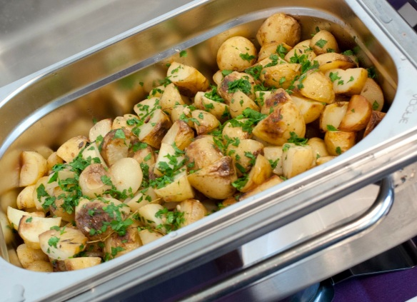 Picture of Lemon and Thyme Potatoes