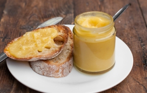 Bergamot and Lemon Curd