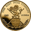 East India Company gold guinea