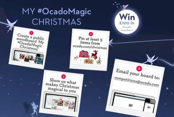 My #OcadoMagic Christmas