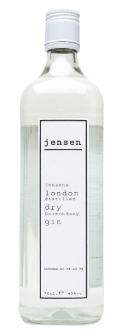 Jensen London dry gin