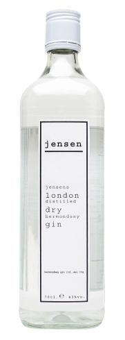 Jensen London dry gin