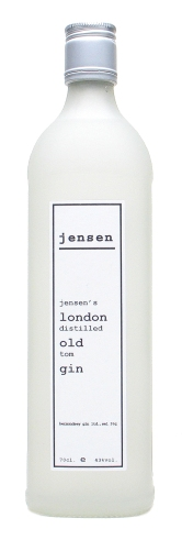 Jensen London old gin