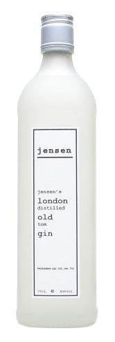 Jensen London old gin