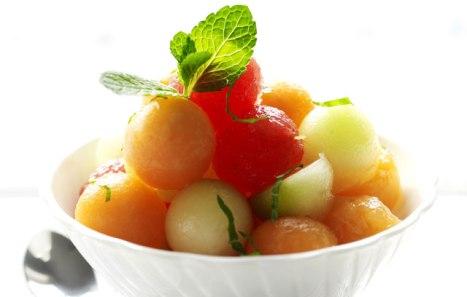 Melon recipe image