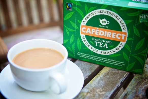 Image of Cafédirect hand-picked tea
