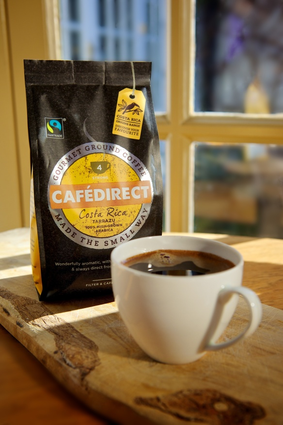 Image of Cafédirect Costa Rica Roast and Ground
