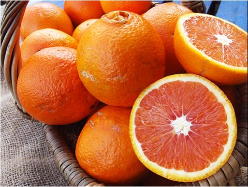 Image of Natoora pink oranges at Ocado