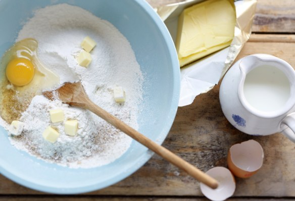 Image of bakery items from the Irish shop at Ocado