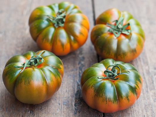 Marinda tomatoes