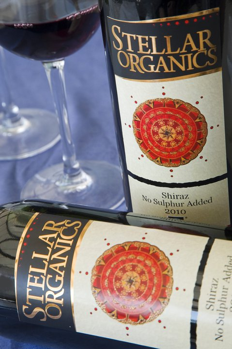 Image of Stellar Organics wine