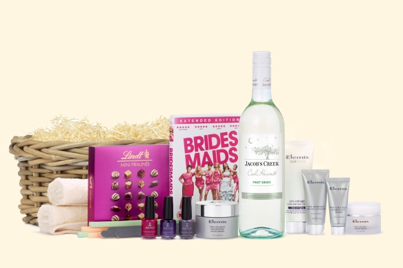 Image of the hamper you could win