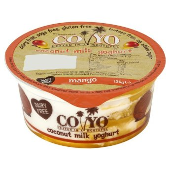 COYO 'free from' yoghurt