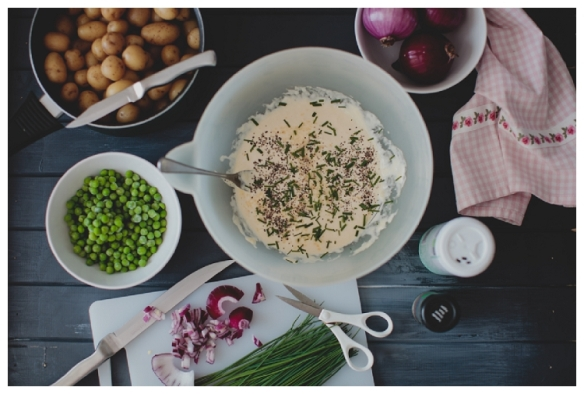 Image of potato salad by About Anja