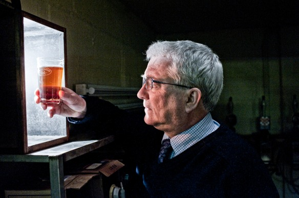 Image of Head Brewer, Brian Yorston