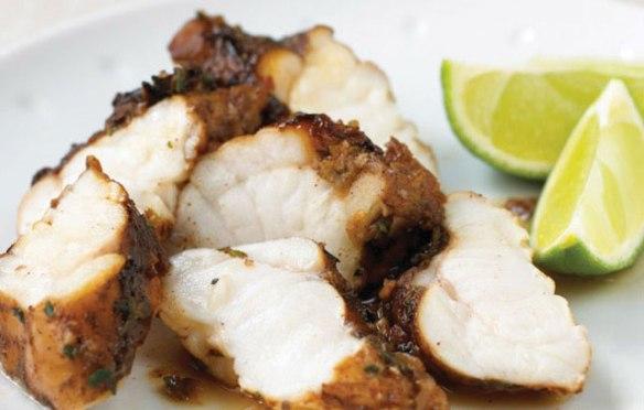 Image of Jerk White Fish recipe