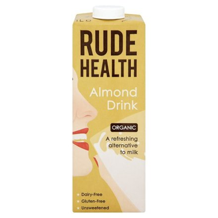 Image of Rude Health Almond Milk