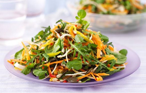 Image of Slaw Salad with Mango and Chilli recipe