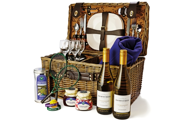 Image of the Jacob's Creek hamper