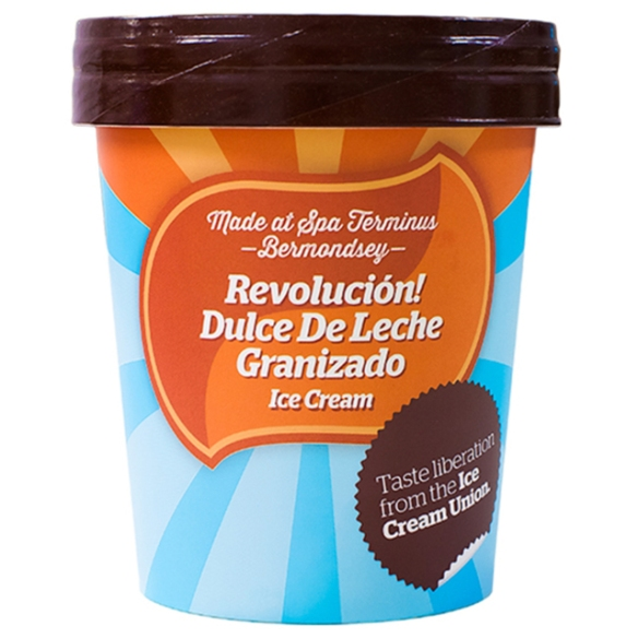 Image of Ice Cream Union Dulche de Leche