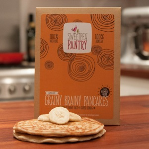 Image of Sweetpea Pantry Brainy Grainy Pancake mix