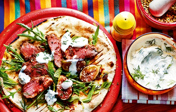 Image of Harissa Lamb recipe