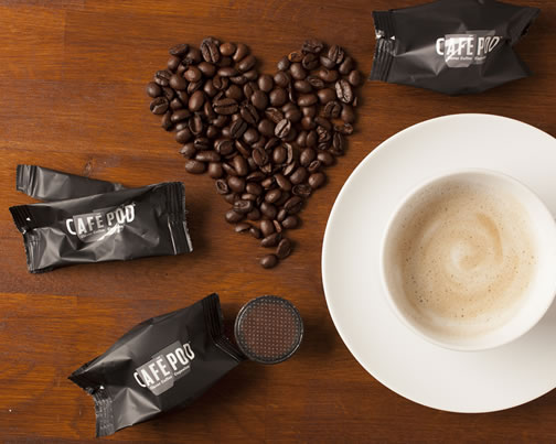 Image of free CaféPods