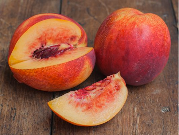 Nectarines from Natoora