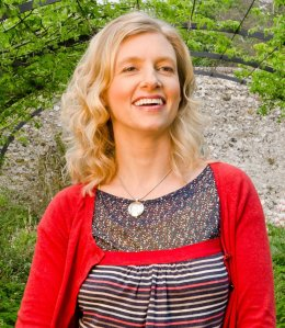 Charlotte Watts, Nutritional Therapist