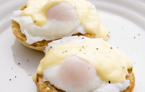 Image of Eggs Benedict from Ocado