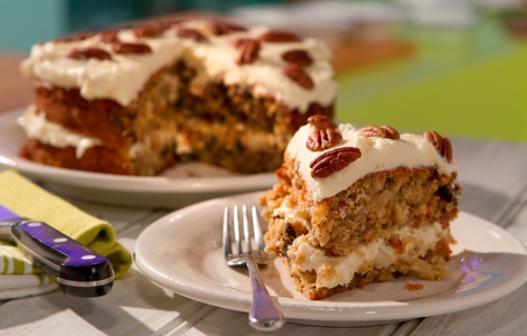 Image of Carrot Cake recipe