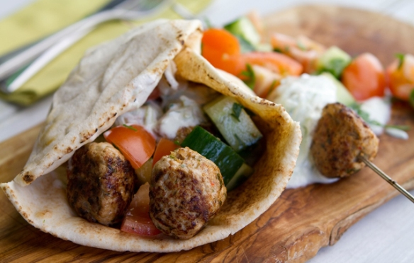 Image of Chicken Koftas