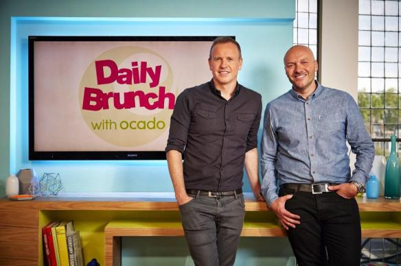 Image of Tim Lovejoy and Simon Rimmer