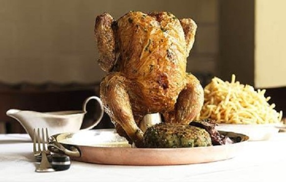 Image of Roast Chicken by Mark Hix
