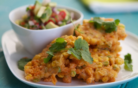 Image of Sweetcorn Fritters recipe