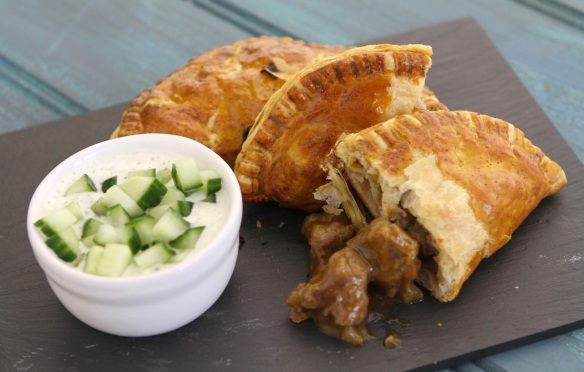Image of Lamb Bhuna Turnover