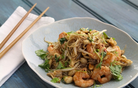 Image of King Prawn Pad Thai