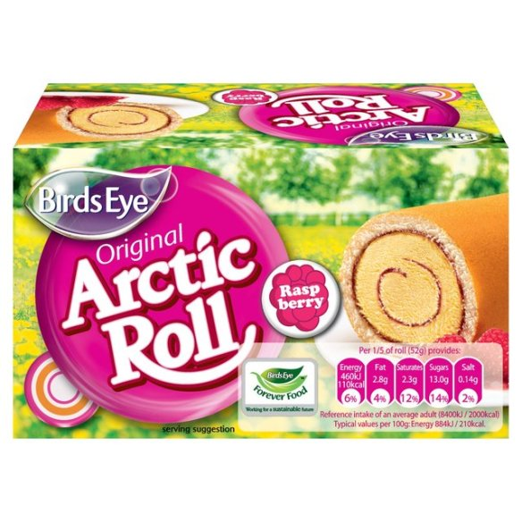 Image of Arctic Roll