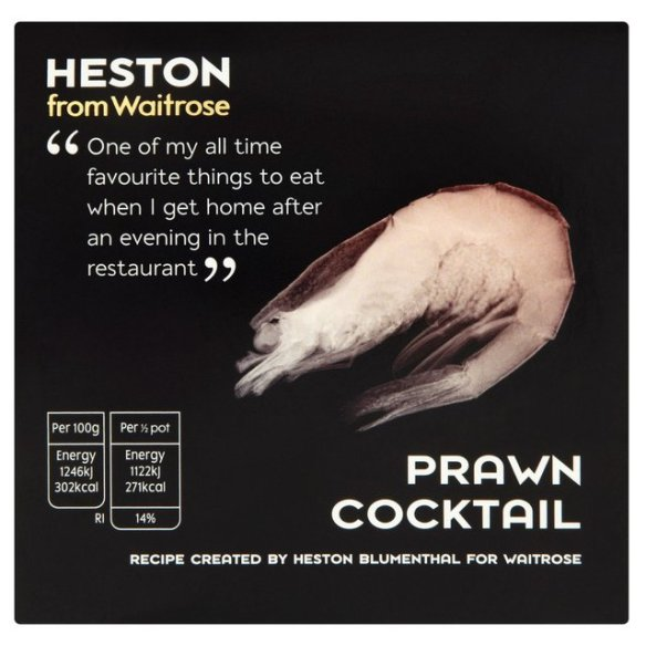 Image of Heston Prawn Cocktail