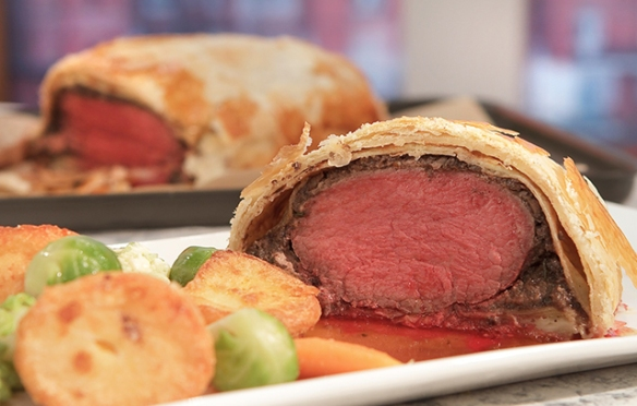 Image of Beef Wellington