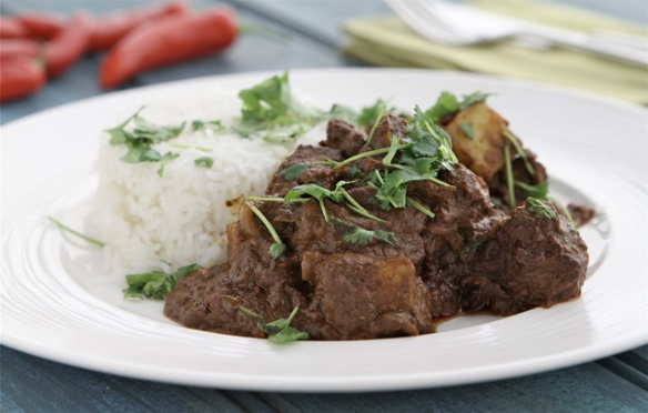 Image of Pork Vindaloo