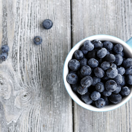 Tasty, tasty blueberries