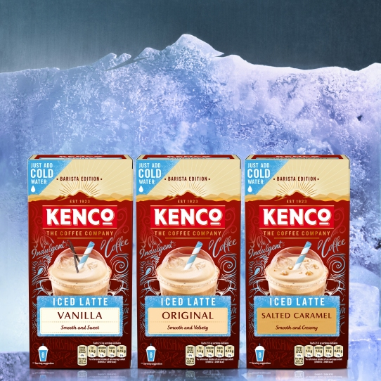 Kenco Iced Latte Giveaway